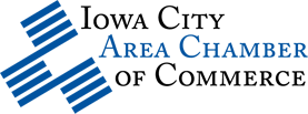 Iowa City Area Chamber of Commerce Logo